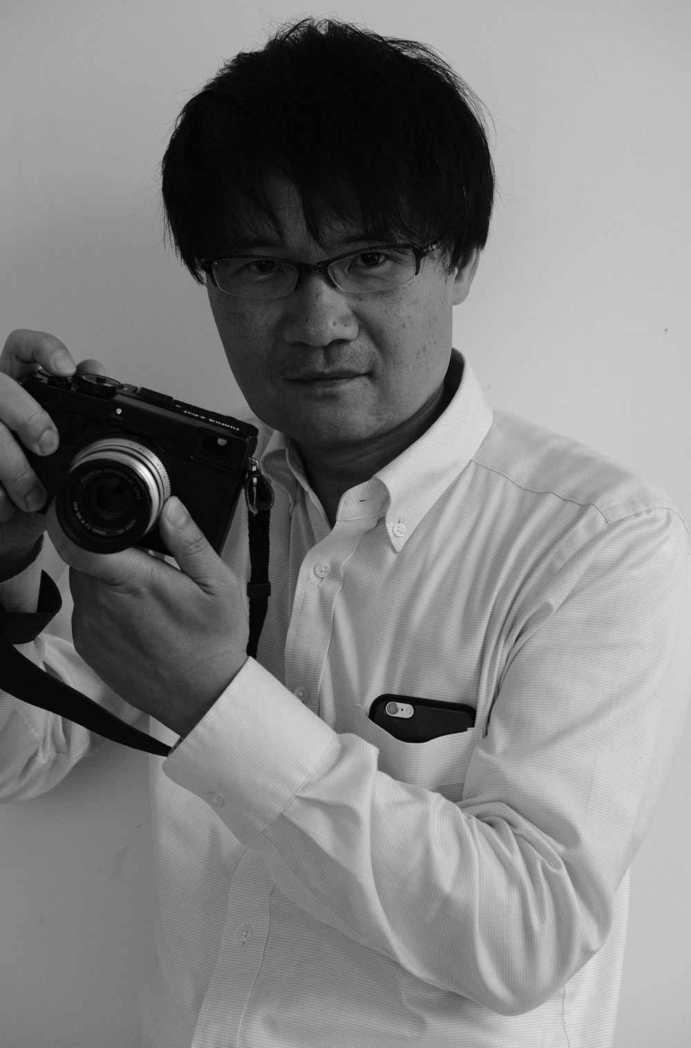 Takashi Ueno, Fujifilm product planner. ©2016 Fujifilm.  Image used with permission.