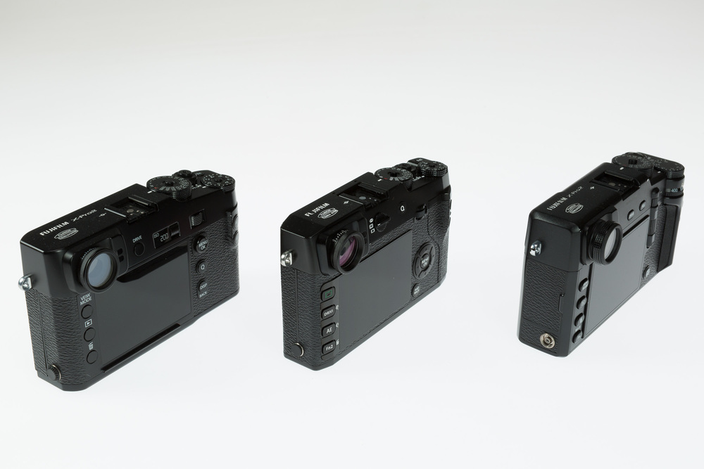 X-Pro2 Industrial Design Mock-Ups