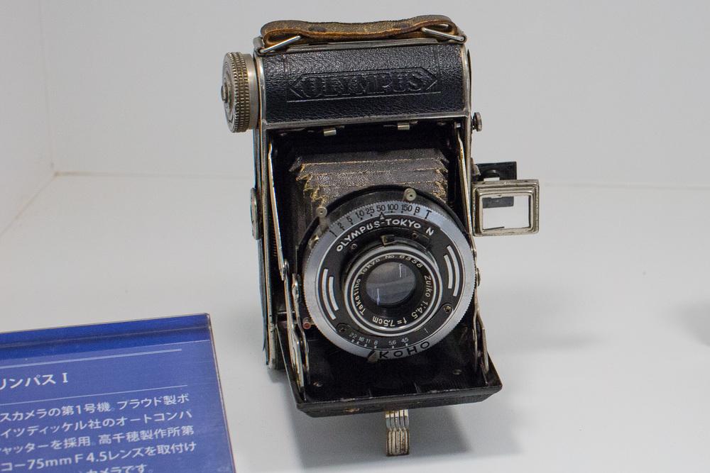1936 Semi-Olympus I at the Zuikodo museum - ©2016 Senzo