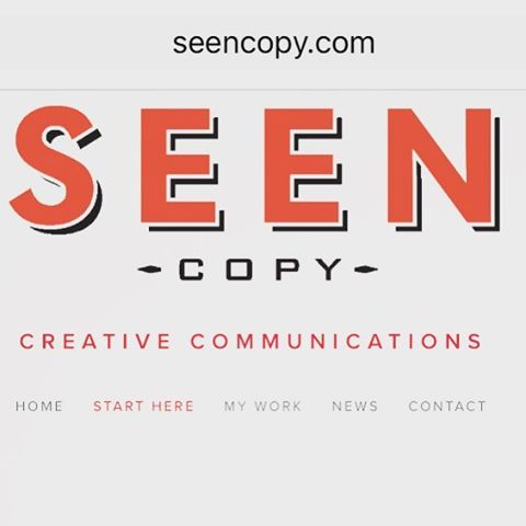 Creatively communicating #copywriting #branding #retail #frome