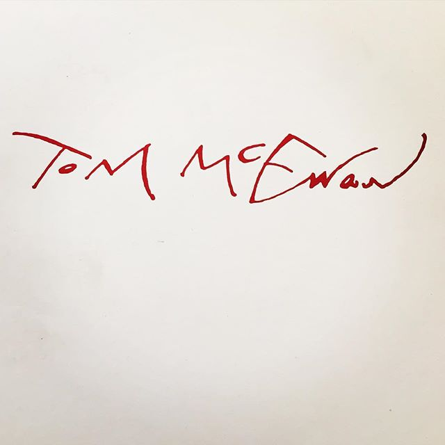 Beautiful signature of the man like @tommcewanjewels and an absolute pleasure to work with #jewelry #jewelrydesigner #gold #silver #frome #copywriting #webstagram