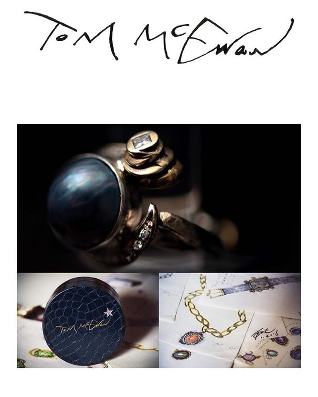 Joyous collaboration with 10 Jacks Web Design for the jewellery legend @tommcewanjewels, featuring beautiful photography by @carolinetrue and film by @wildjesse www.tommcewan.com is now live! #copywriting #webdesigner #jewellery #tommcewan