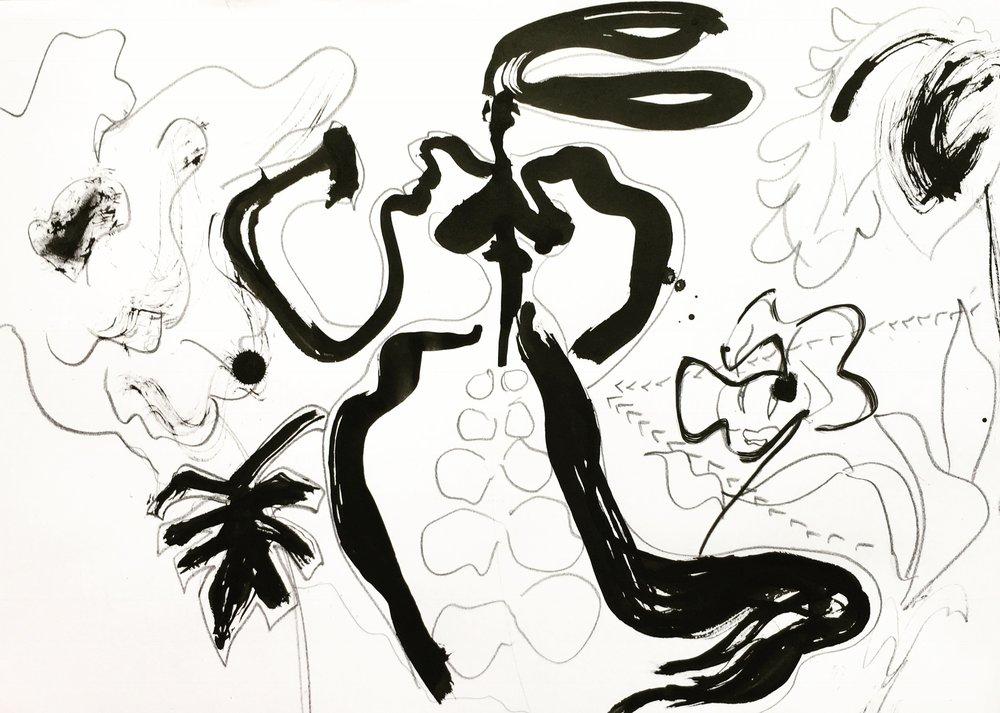 Flower boy    ArtGraphico  $1850 Contact Ousmane