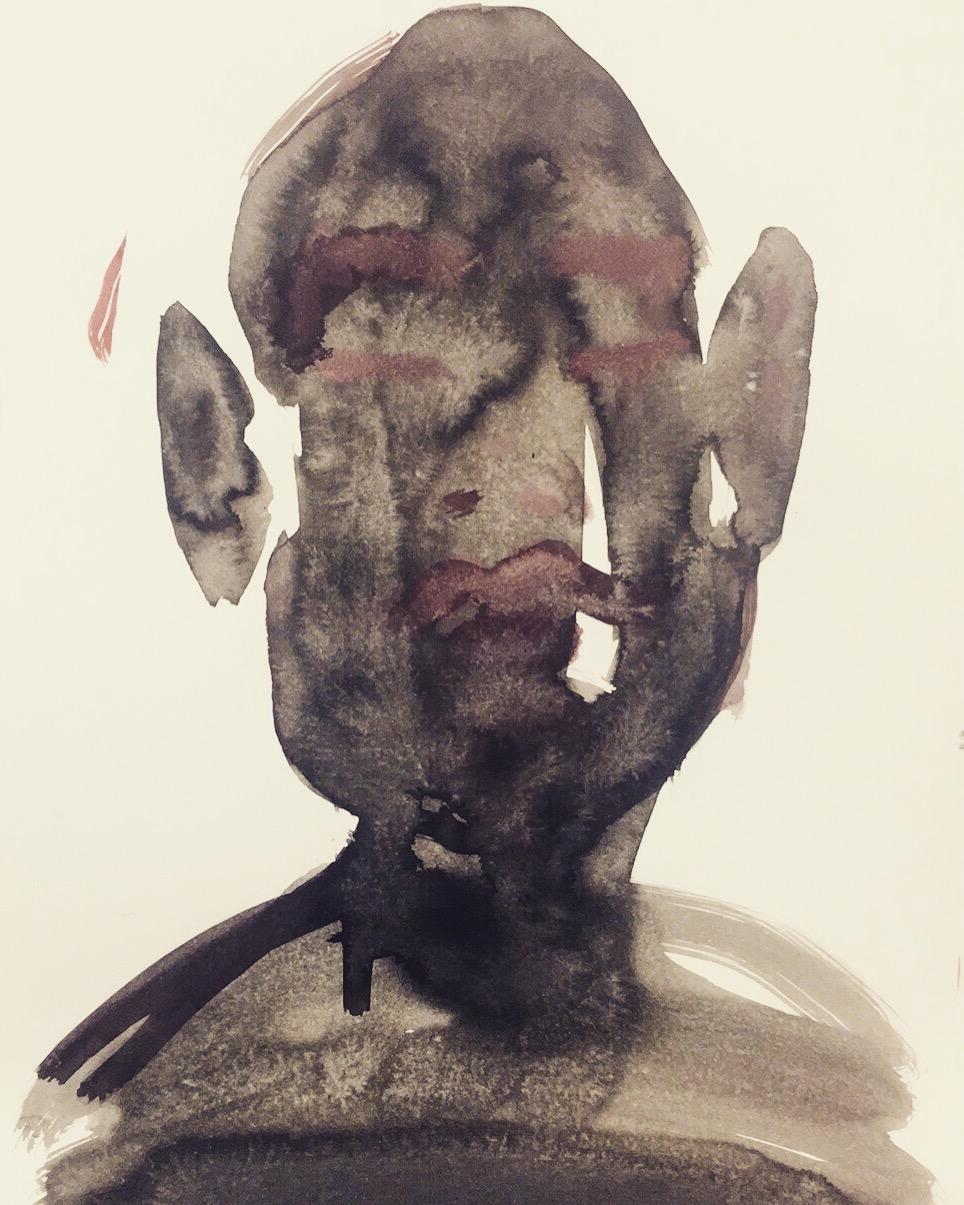Bonze    ArtGraphico  sold out Contact Ousmane