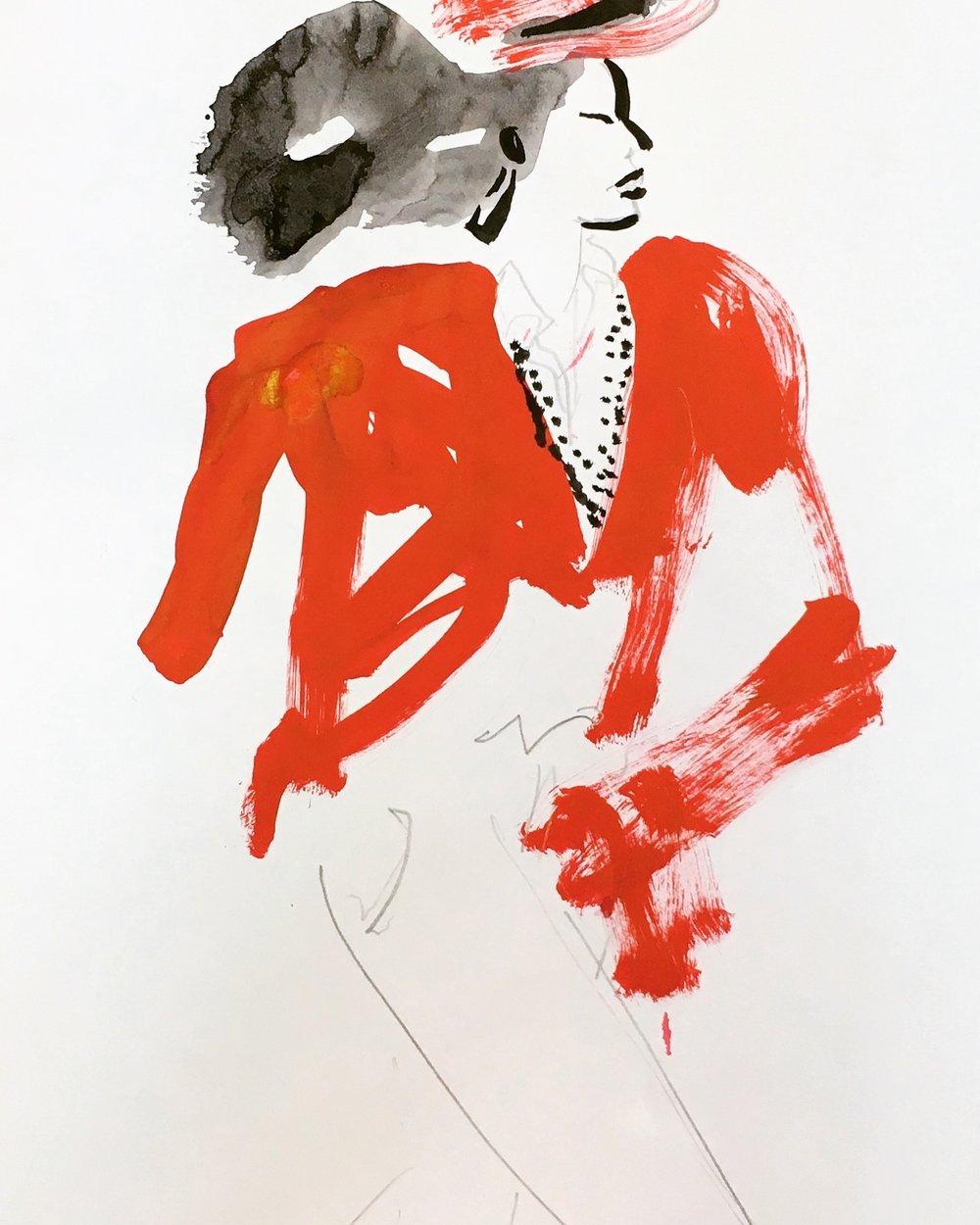 Vogue    ArtGraphico  $350 Contact Ousmane