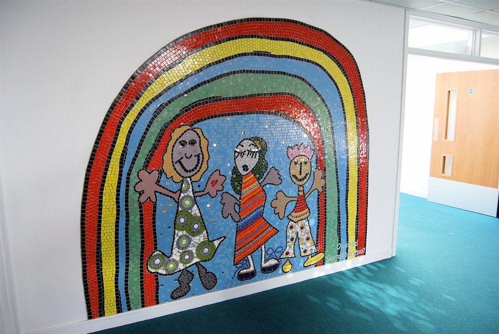 Mosaic Art Projects for Special Schools