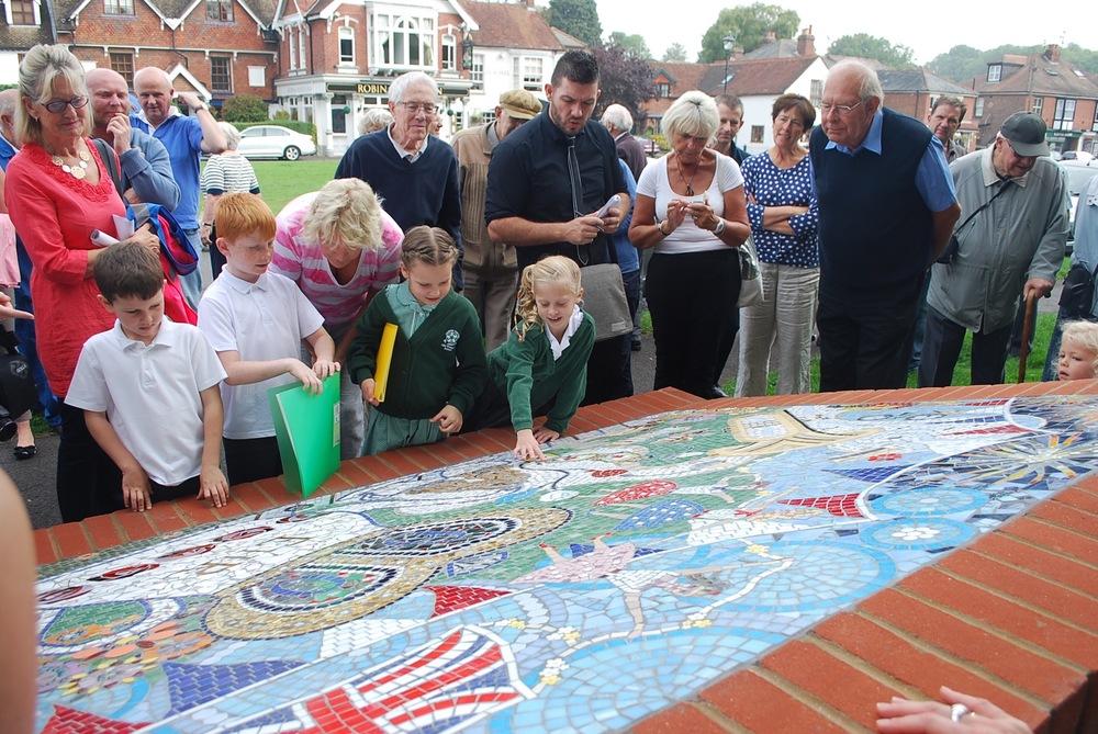 Public Art Mosaics