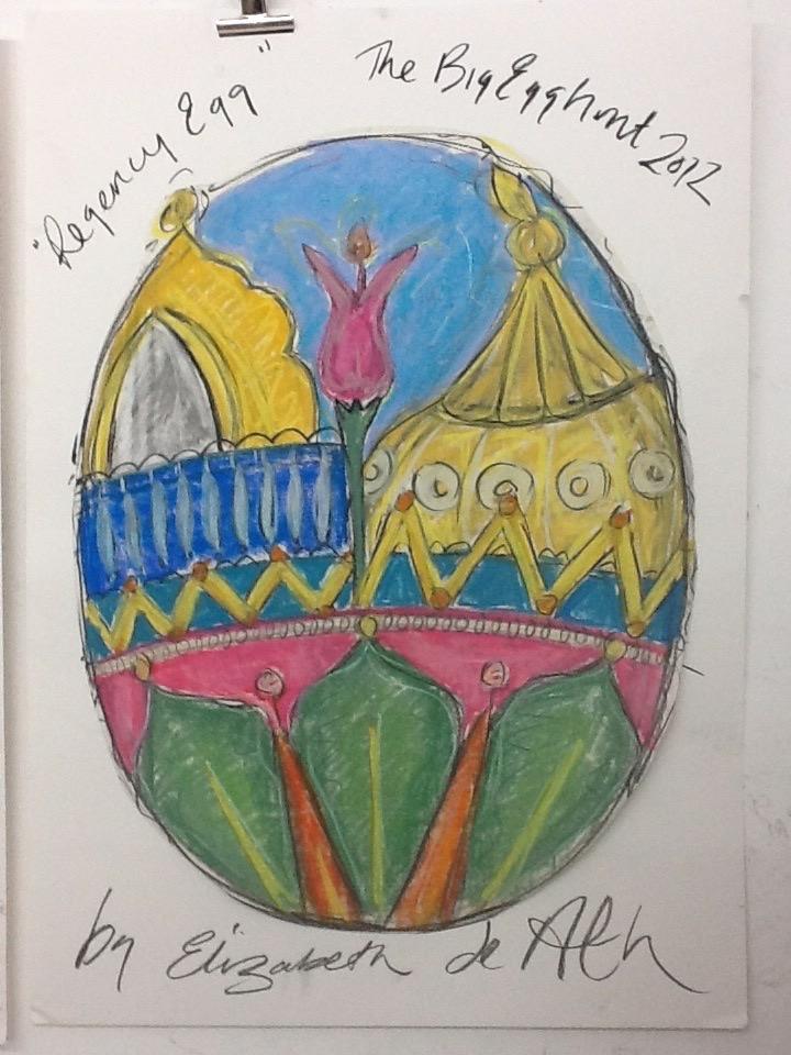 The Faberge Big Egg Hunt, London