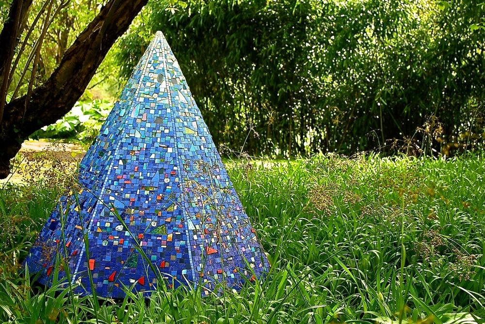 'Dance' Hannah Pescher Sculpture Garden 2014