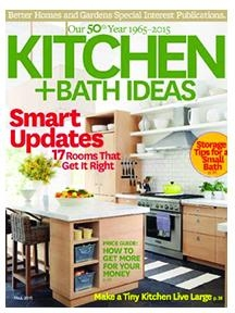 BETTER HOMES & GARDENS KITCHEN AND BATH