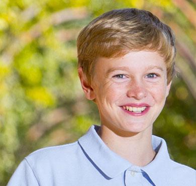 Jonathan, Grade 7
