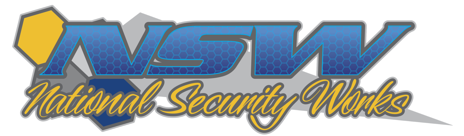 National Security Works Logo