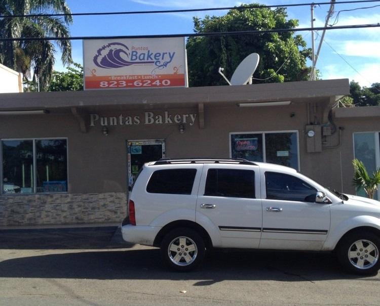 Puntas Bakery