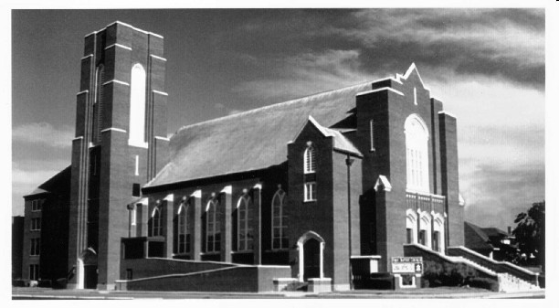 Our Heritage. The First Baptist Church ...