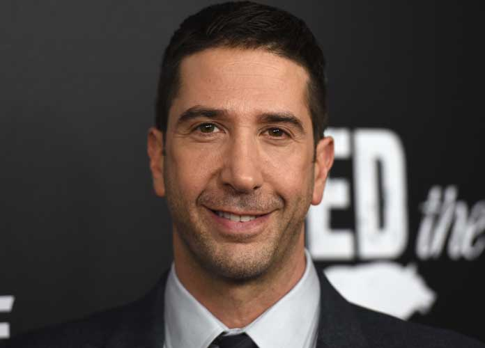 David Schwimmer Loses Big In Three-Way Rap Battle On James Cordon's 'Late Late Show'