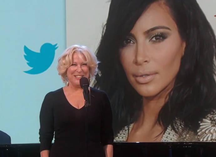 Bette Midler's Chicken, Kim Kardashian, Dies