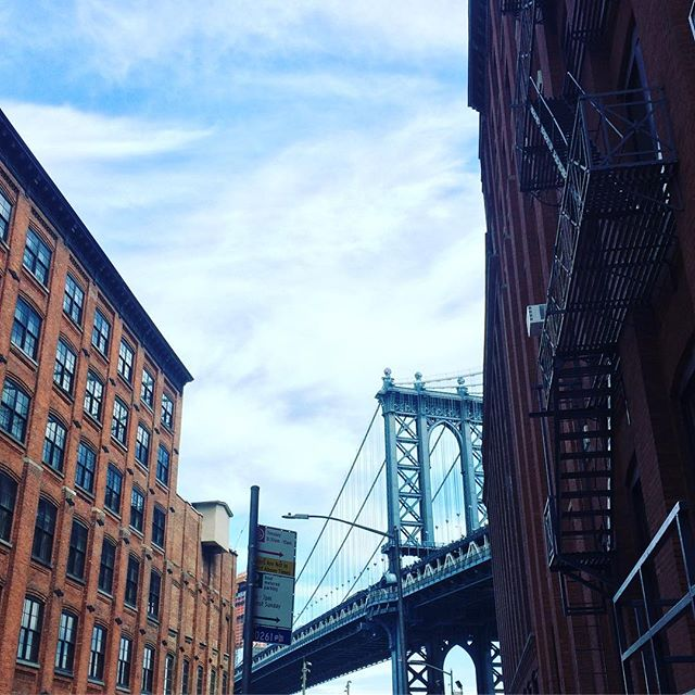 Dreaming of #dumbo  #nyc #nycstreetphotography #newyork #newyorkcity