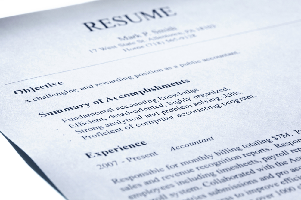 resume review services