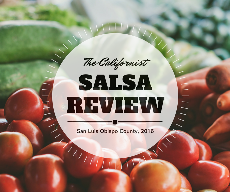 The Californist Salsa Review 2016