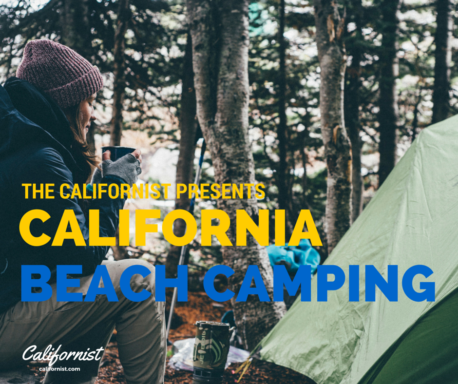 The good news is that camping beach side is still possible in California.  All over the state, campgrounds are available for reservation throughout  spring ...