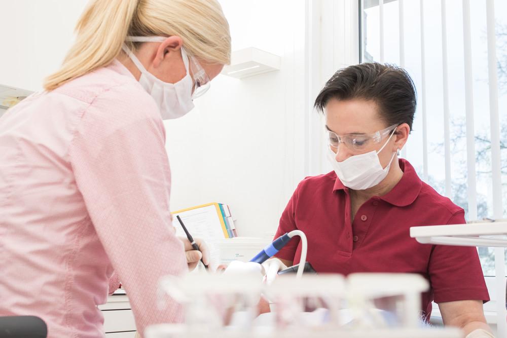Zahnarztpraxis Kristin & Mathias Schmidt