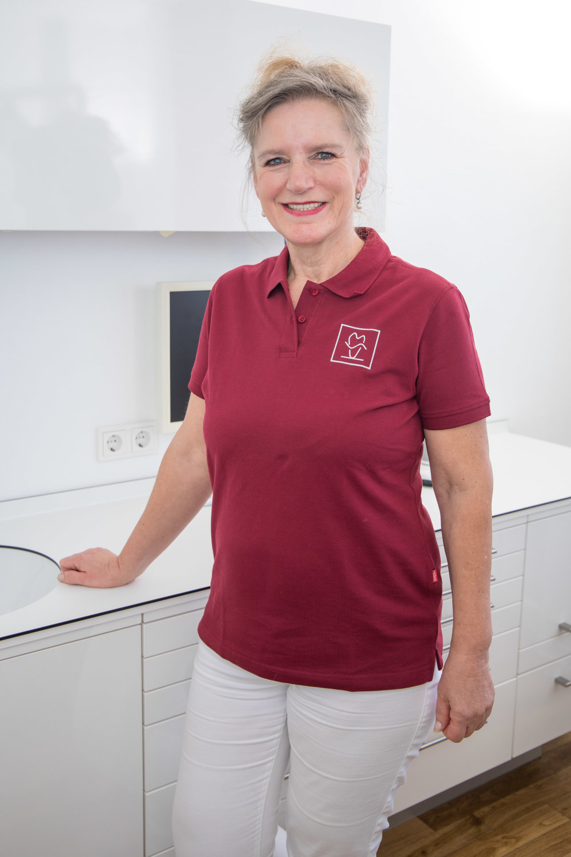 Roswitha Rosenfeld   Zahnmedizinische Fachangestellte