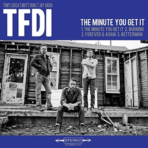 The Minute You Get It • Released December 01, 2017
