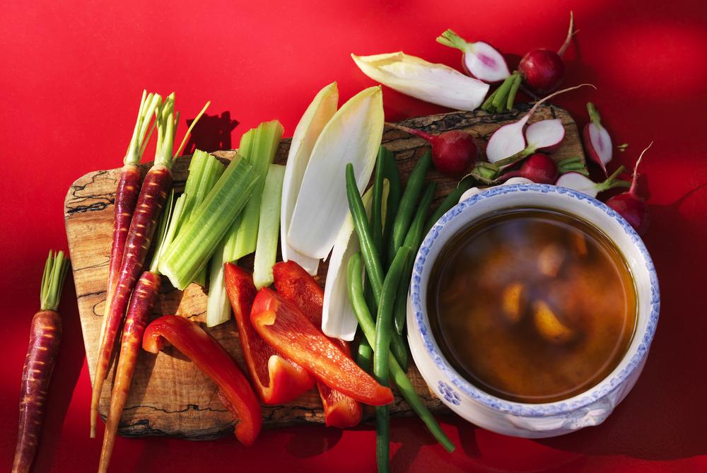 vegetable soup ingredients editorial fuze