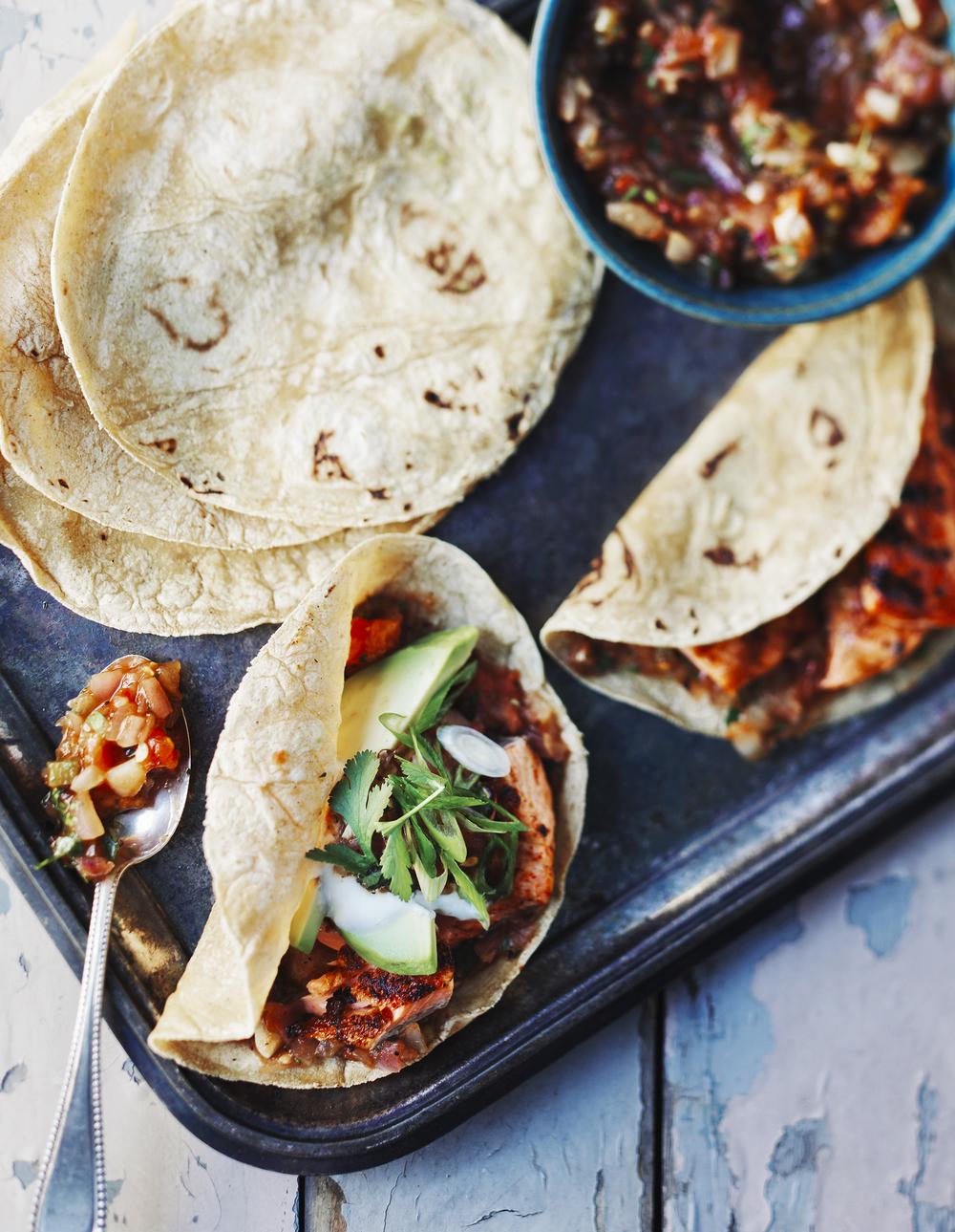 tacos diy mexican eats food photographer