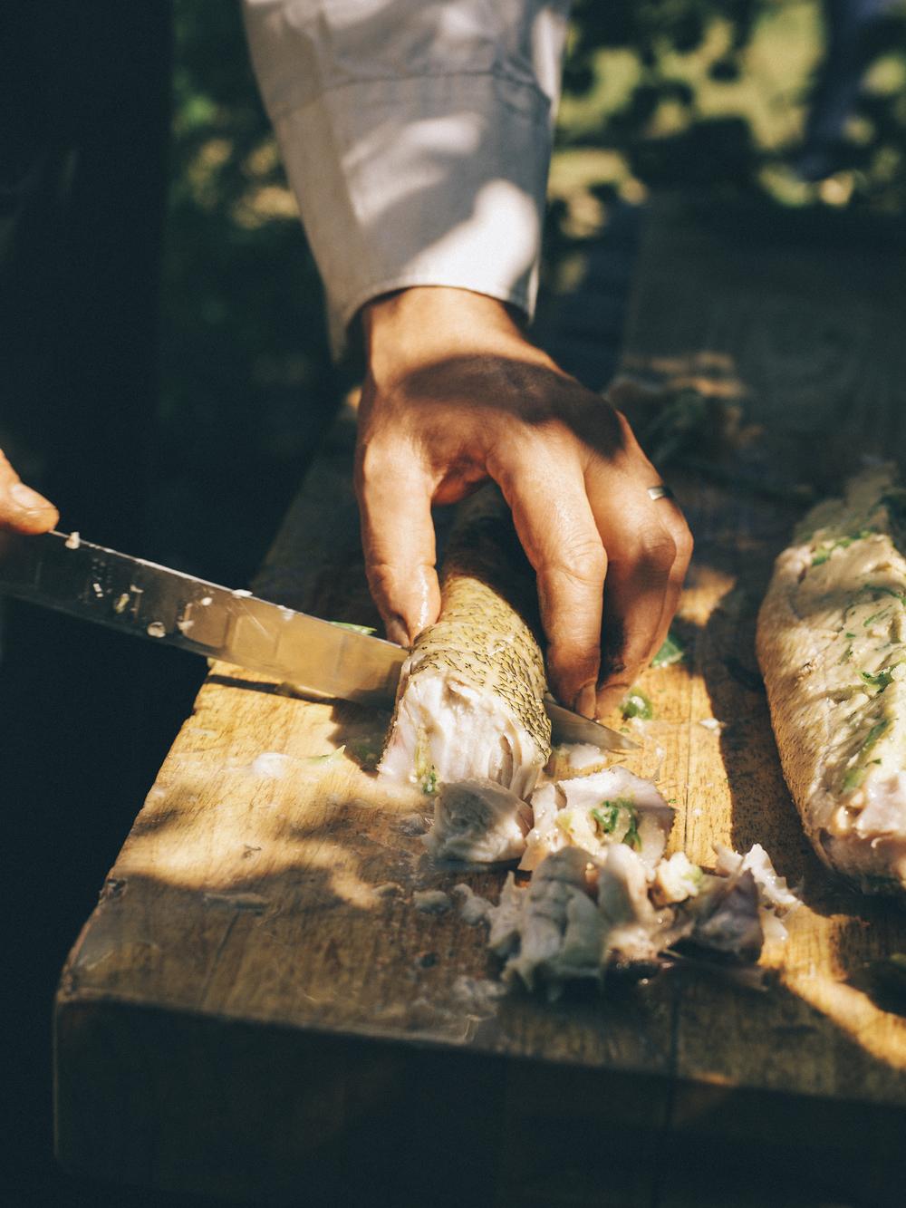 fish dinner prep statlander ontario restaurants fuze reps