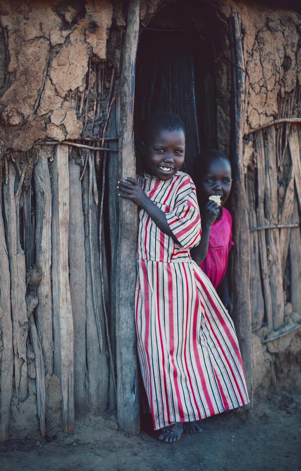 African Children culture portraiture