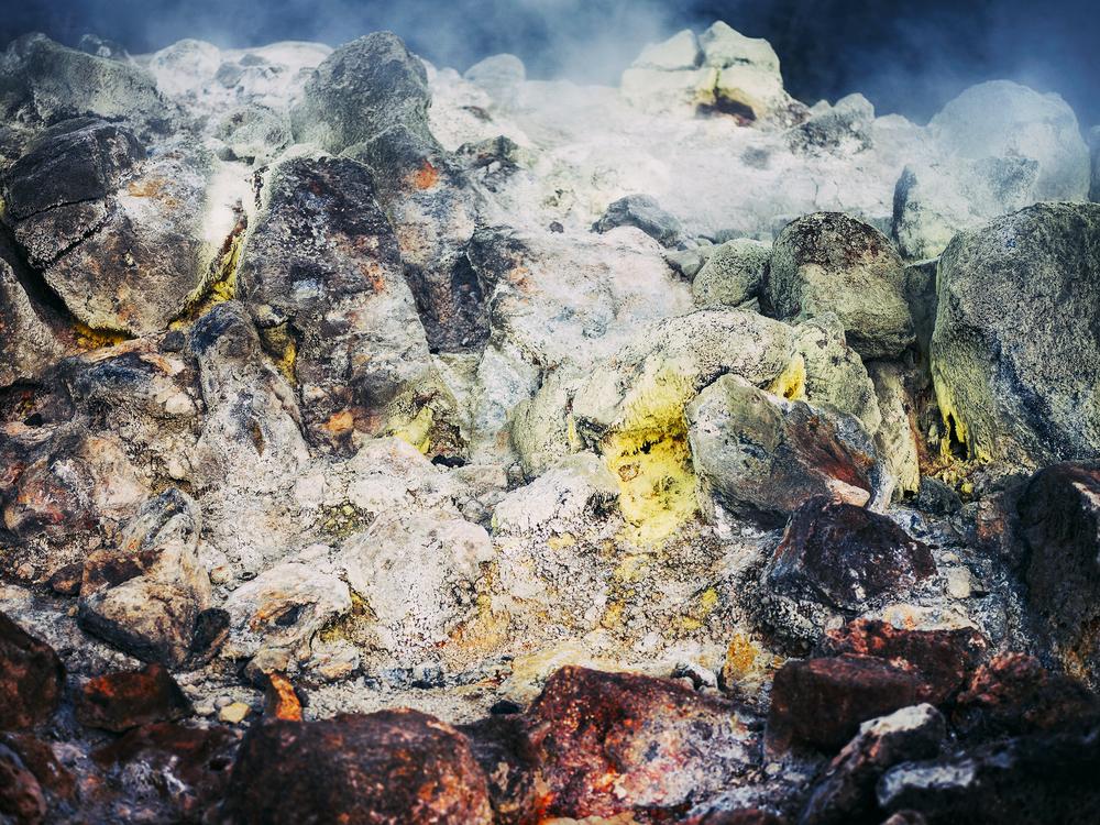 sulphur gases