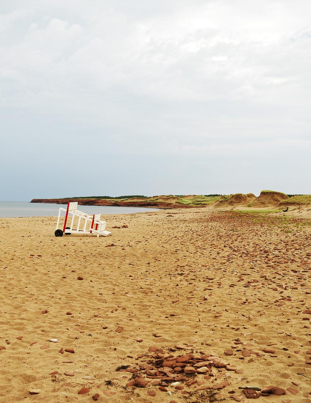 Price Edward Island beaches
