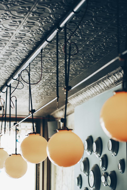 restaurant interiors lighting dailo
