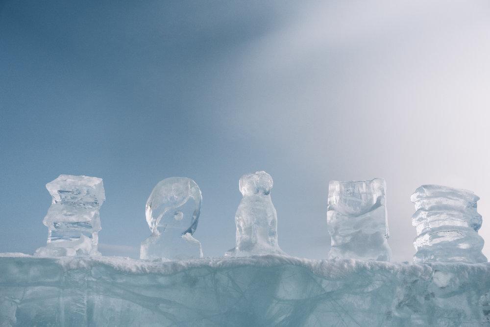 swedish ice sculptures