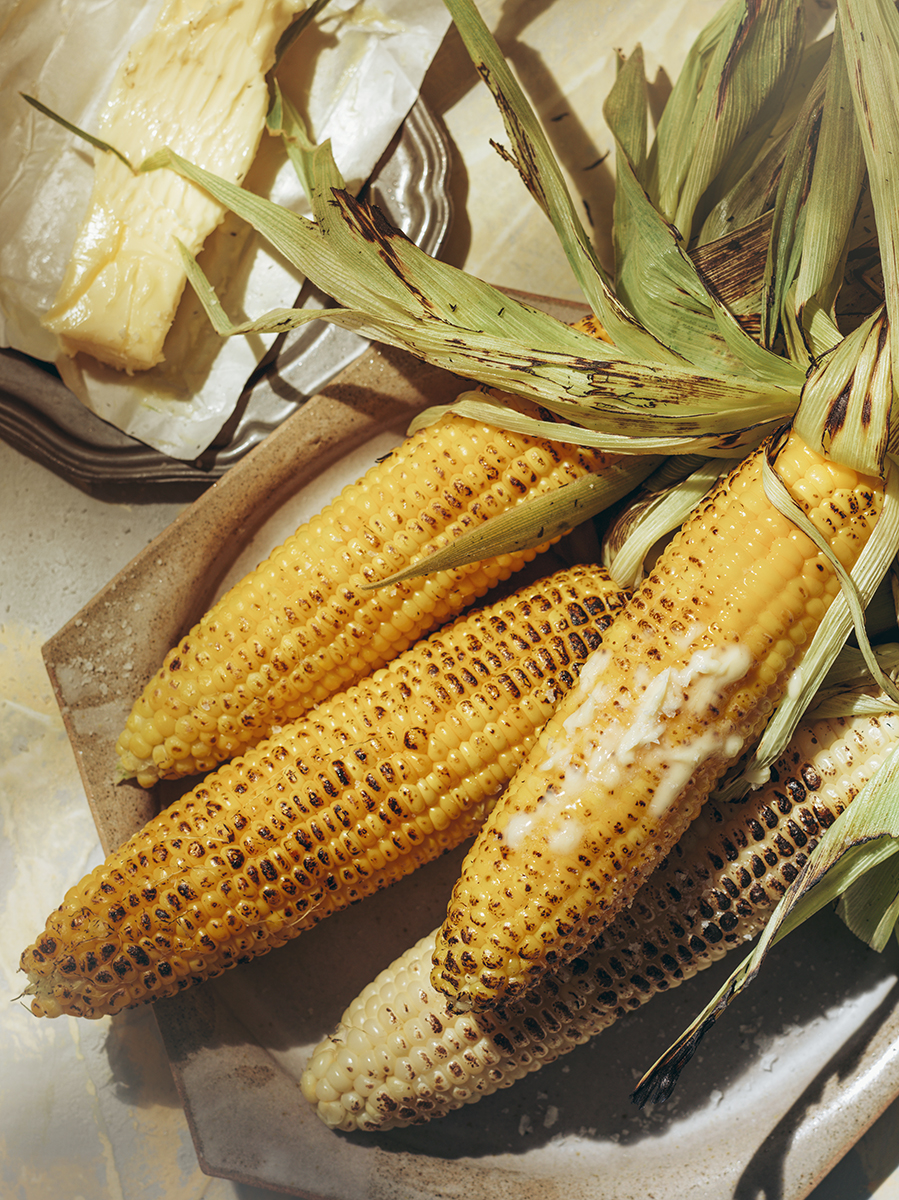 corn ontario produce food photos
