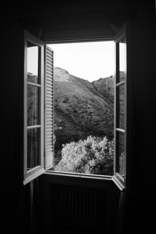 window scenic travel leisure