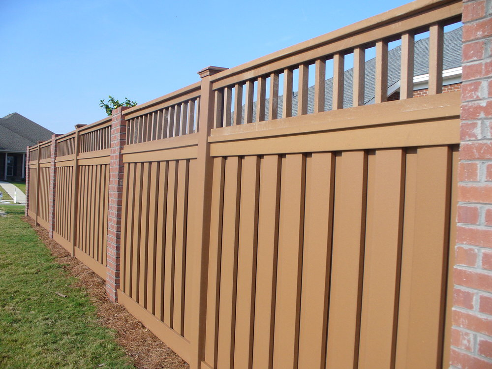 TREX SECLUSIONS COMPOSITE FENCING