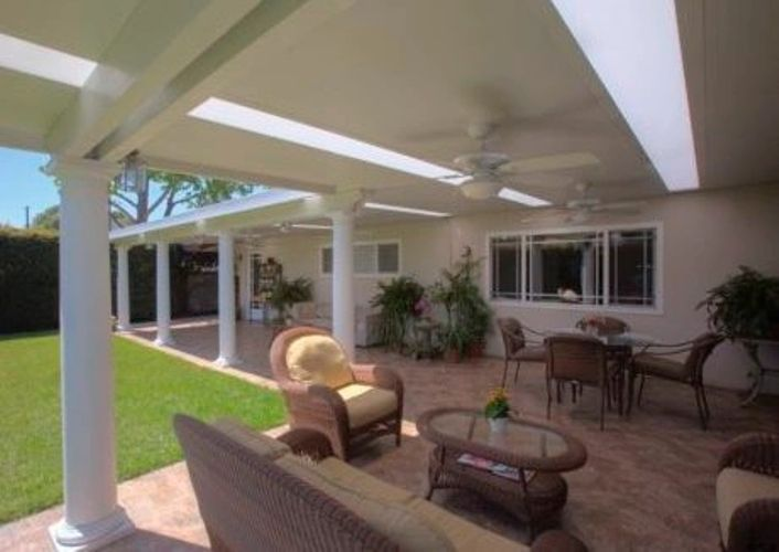 Four Seasons Building Products Proudly Presents Elitewood Series Patio  Covers. Elitewood Offers Homeowners Superiority And Simplicity, ...