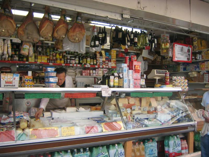 Andrea Doria Market, Rome