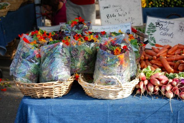 Berkeley Farmer's Market