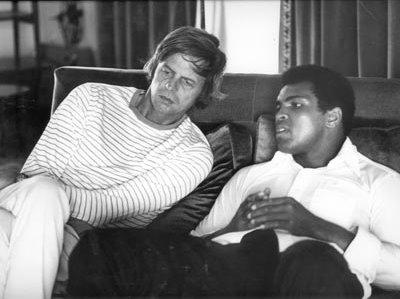 Ali and Plimpton