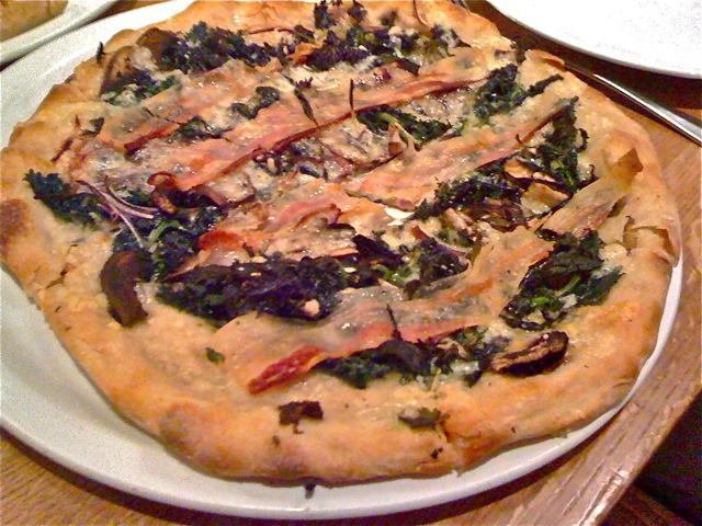 Gialina Nettle Pizza
