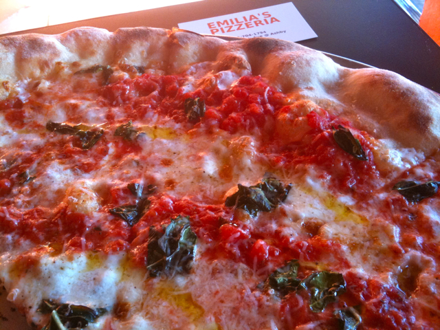 Emelia's Pizza - Berkeley