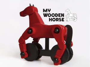 My Wooden Horse     $123,760 raised