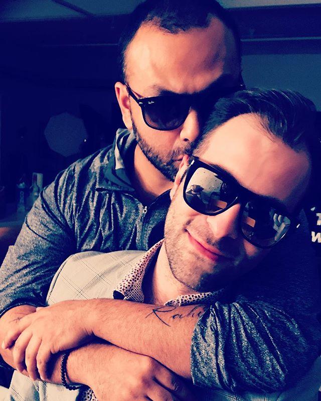 Cuz. . . . . #bromance #toronto #torontophotographer #love #xoxo #sundayfunday #colors