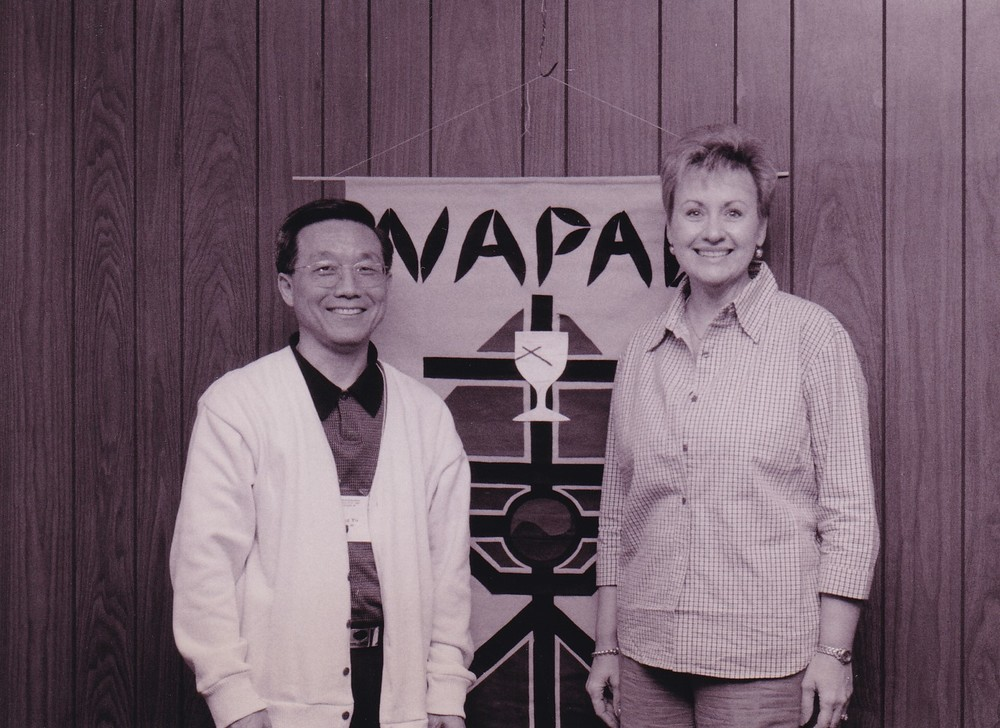 Dr. Yu and Anne Updegrove Spleth