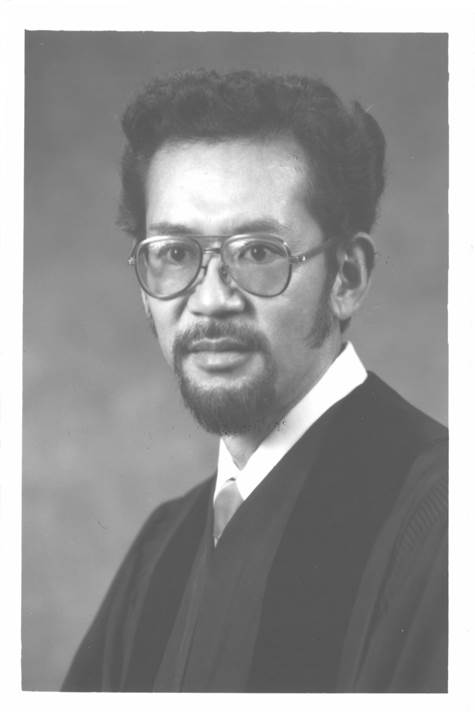 Rev. David Kagiwada