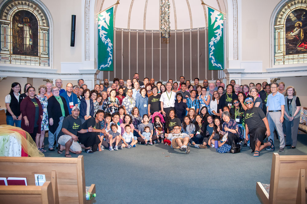 North American Pacific/Asian Disciples of the Christian Church (Disciples of Christ)   NAPAD    Learn More