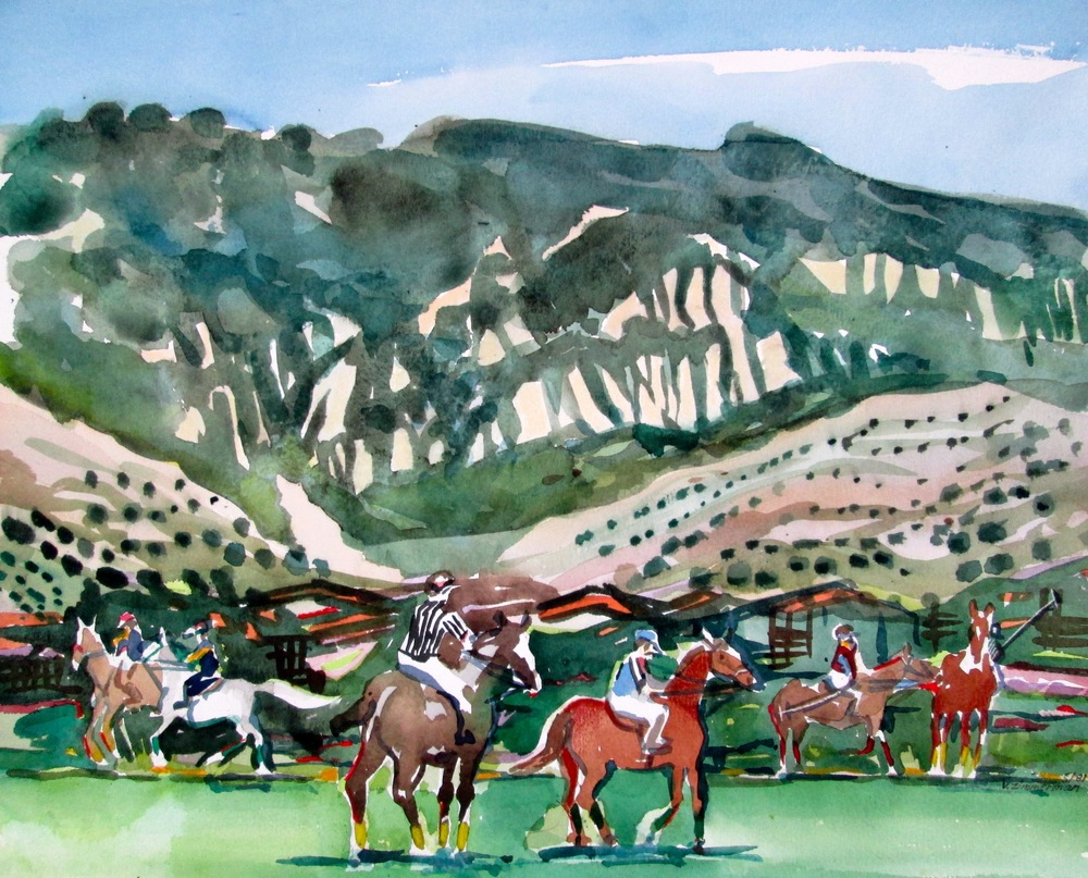 Polo Field Carpinteria